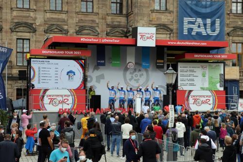 Deutschland Tour 2021 4. Etappe