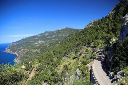 1. Etappe Mallorca Challenge 2021