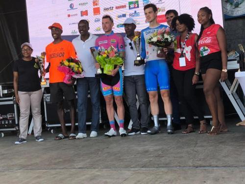 Tour de Gouadeloupe 2019_ 8. Etappe Zeitfahren